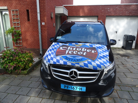 taxisittard Oktoberfeest